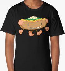 Hot Dog! Long T-Shirt