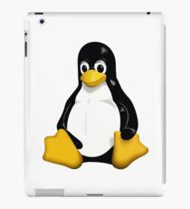 Linux Penguin iPad Case/Skin