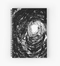 Etchings through Reflections  Spiral Notebook