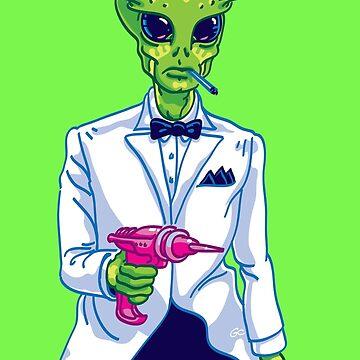 Alien Intelligence™ by Trulyfunky