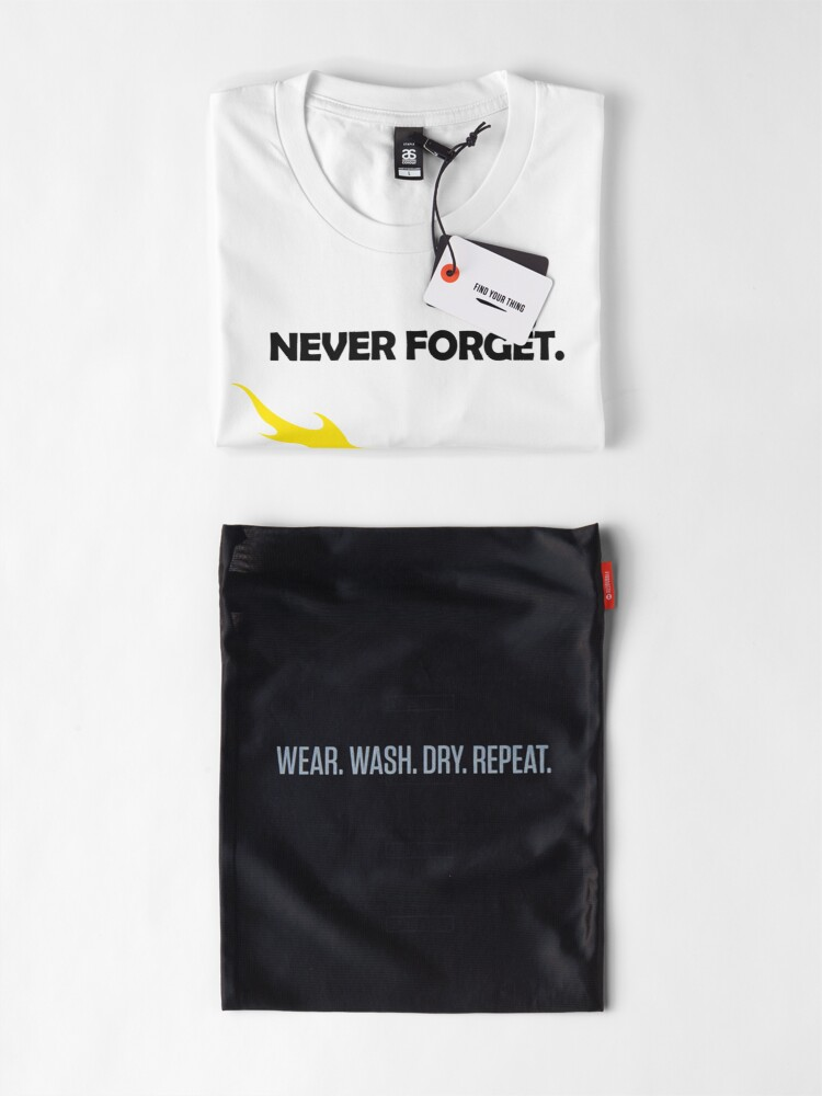 Alternate view of Never Forget (Dinosaurs) Premium T-Shirt