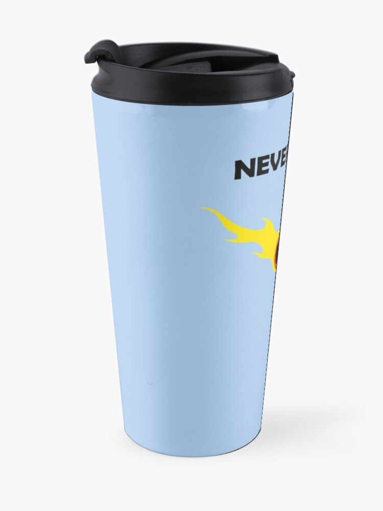 Alternate view of Never Forget (Dinosaurs) Travel Mug