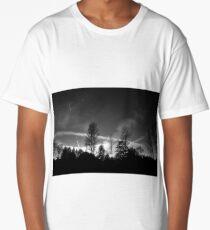 Black Sky Long T-Shirt