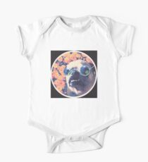 The Grooviest Pug on Earth Kids Clothes
