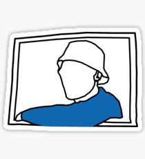 BROCKHAMPTON - SATURATION 2 Sticker