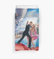A View to Kill Duvet Cover