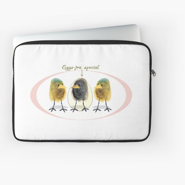 EGGstra Special Laptop Sleeve