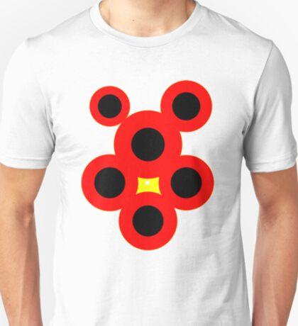 Red dot symbol T-Shirt