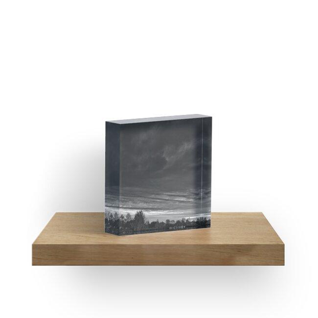 Heavy Sky by Dariusz Gudowicz