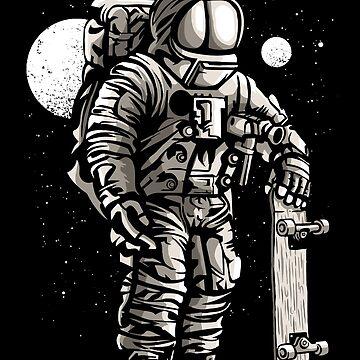 Astro skater by Skullz23