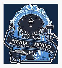 Mines of Moria Photographic Print