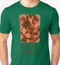 Chocolate Production and Use Unisex T-Shirt