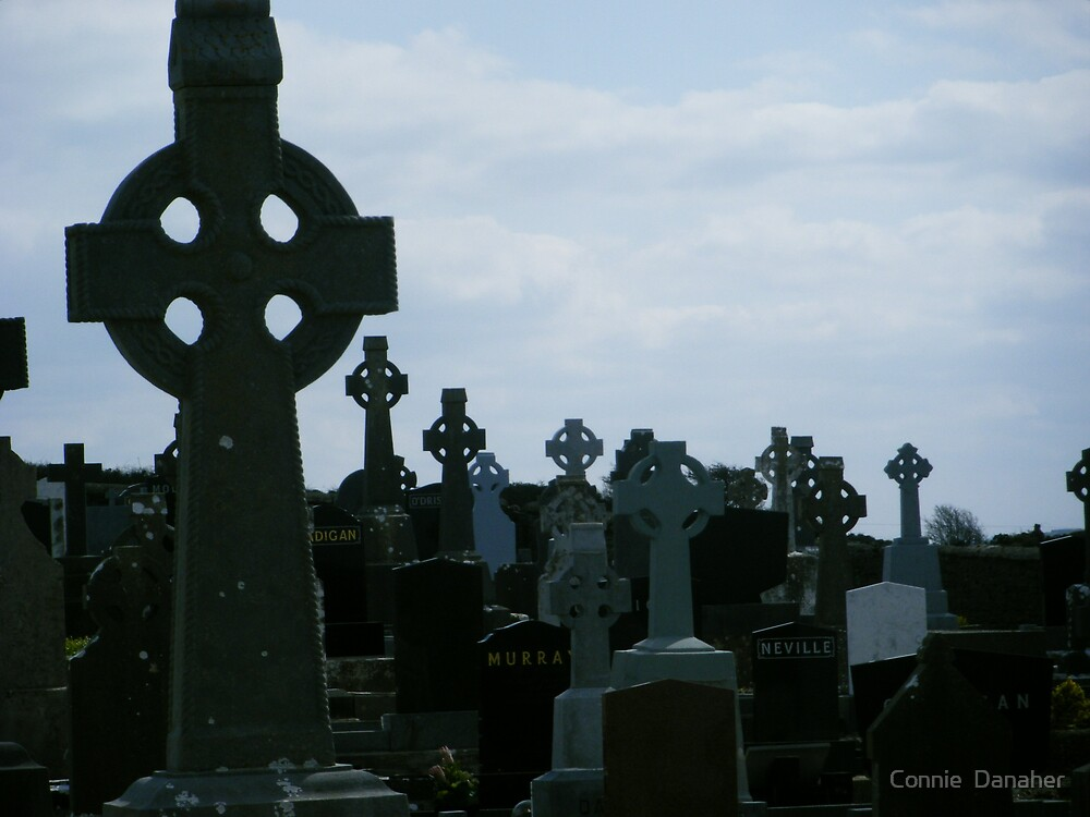 Rest in Peace by Connie  Danaher