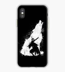 Abyss Warrior iPhone Case