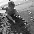 Sand Between Toes by CherishAtHome