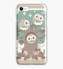 Wood Owl Woods iPhone Case/Skin