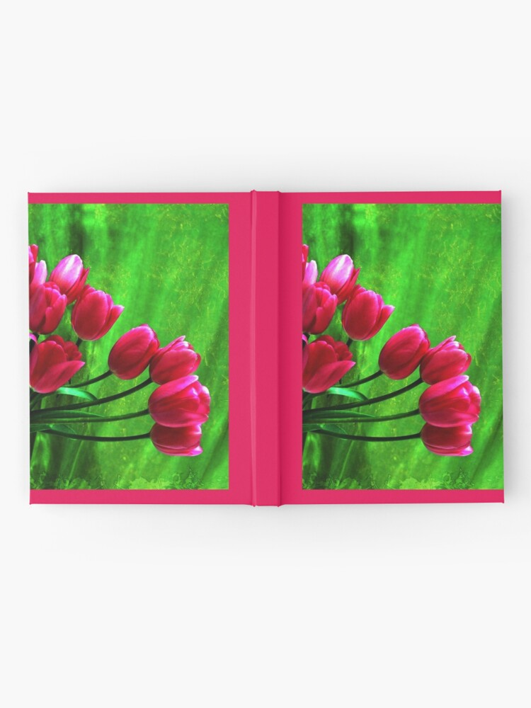 Alternate view of In the Pink Hardcover Journal