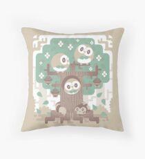 Cojín de suelo Wood Owl Woods