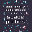 Emotionally Compromised by Space Probes by sp8cebit
