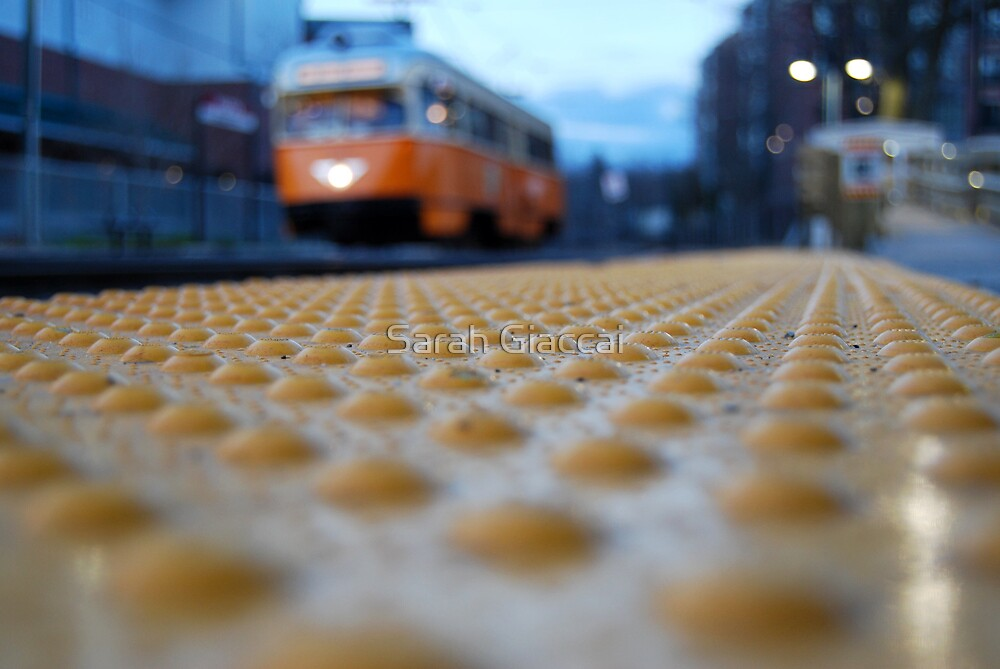 Trolley Time by Sarah Giaccai