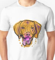 The happy Vizsla Love of My Life T-Shirt
