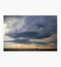 Massive Thunderhead Photographic Print