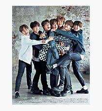 BTS CUTE ASS POSTER Photographic Print