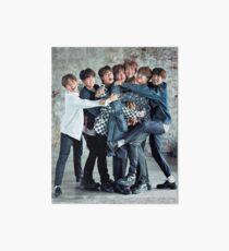 BTS CUTE ASS POSTER Art Board