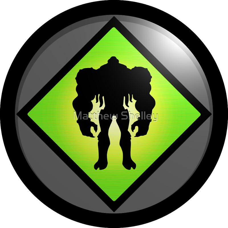 Quot Ben 10 Reboot Gax Icon Quot Stickers By Matthew Shelley