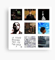 Drake - Album Art Canvas Print