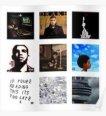 Drake - Album Art Poster