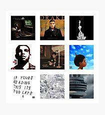 Lámina fotográfica Drake - Album Art