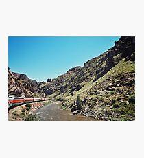 Royal Gorge Railroad #4 Photographic Print
