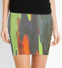 Colorful peeling bark - 2011 Mini Skirt