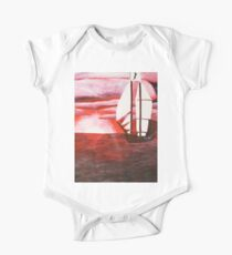 Calm before the Sea Kids Clothes