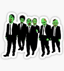 Reservoir Zombies  Sticker