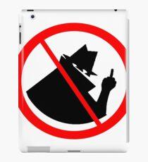 Neighborhood Snitch iPad Case/Skin