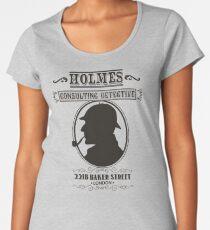 Consulting Detective Women's Premium T-Shirt