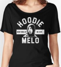 Hoodie Melo 3 Women's Relaxed Fit T-Shirt