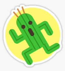 Cactuar Sticker
