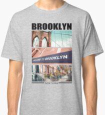 Brooklyn Collage Classic T-Shirt