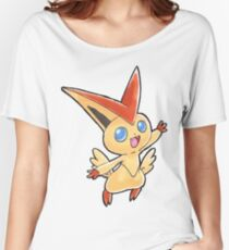 Victini Women's Relaxed Fit T-Shirt