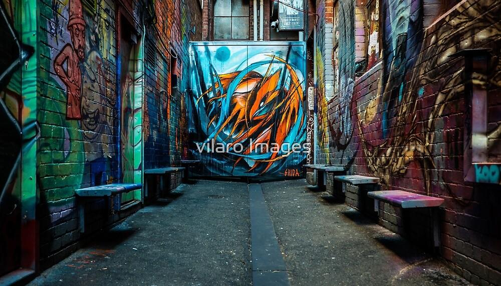Croft's Alien by vilaro Images
