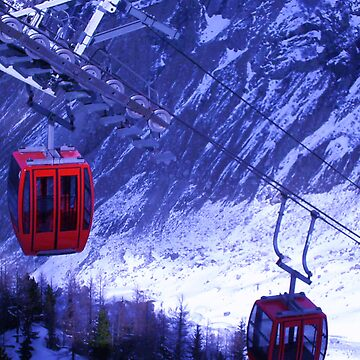 Cable Cars by Joanna16
