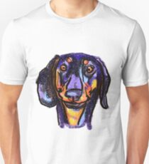 The happy Dachshund Love of My Life T-Shirt