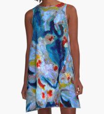 Water A-Line Dress