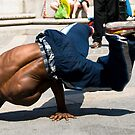 Breakdancer by Louis Galli