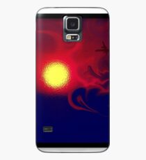 Volar serca del sol  Case/Skin for Samsung Galaxy