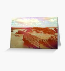 Donegal Beach Greeting Card