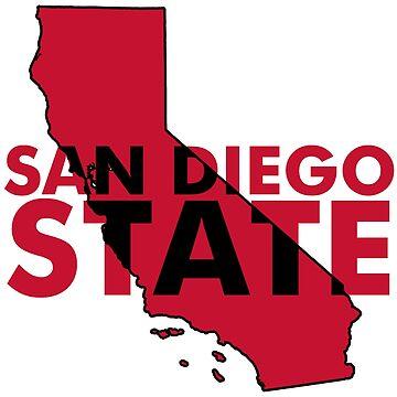 San Diego State by av8id